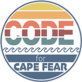 Hack for Housing - Code for Cape Fear logo