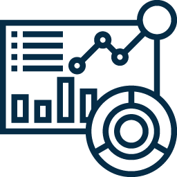 Cape Fear Collective Community Data Platform Dashboard and Metrics Icon
